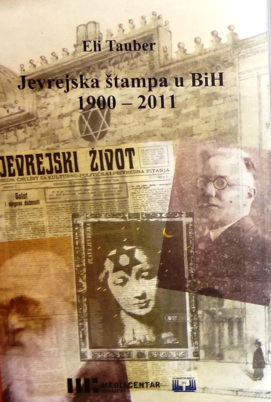 Jevrejska štampa u BiH